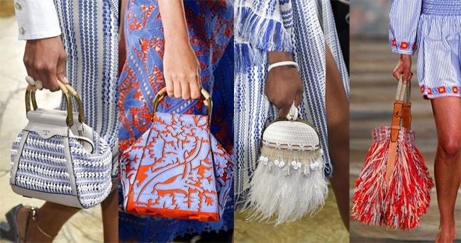 ee574eda29 Tendenza SS17: La borsa in coordinato con l'outfit - Linea Cinque
